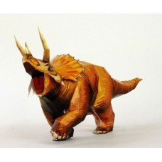 Triceratops (Large)-Nicole Paper Eco 3D puzzle